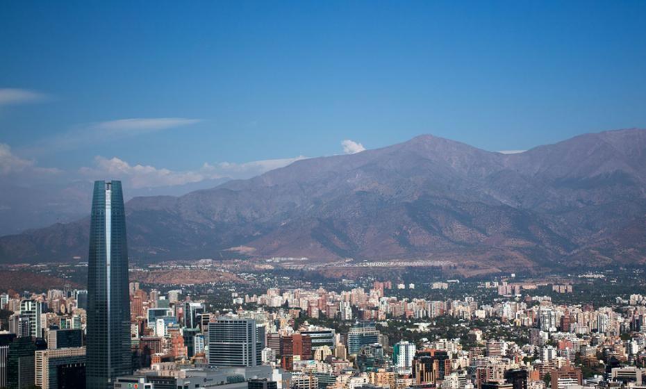 Santiago cover image